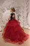 Gorgeous Wedding Flower Girl Dress Pageant Tulle Lace Formal Gown