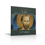 CD: St. Paul: Virtual Tour of His Life and Teachings