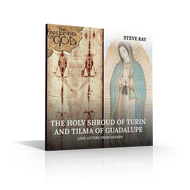 CD: Holy Shroud of Turin and Tilma of Guadalupe: Love Letters from Heaven