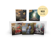 Biblical & Early Church Figures CD Bundle