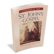 St. John's Gospel: A Bible Study Guide & Commentary (signed)