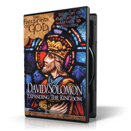 David and Solomon: Expanding the Kingdom DVD
