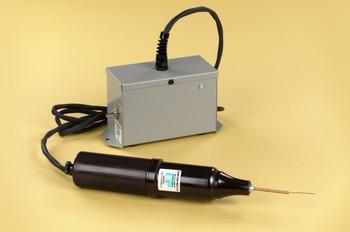 BD-20A Vacuum Leak Detector.