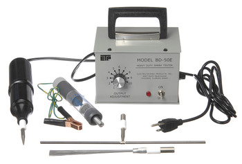 BD-50E Tank Lining Tester Kit with Peak Voltage Calibrator
