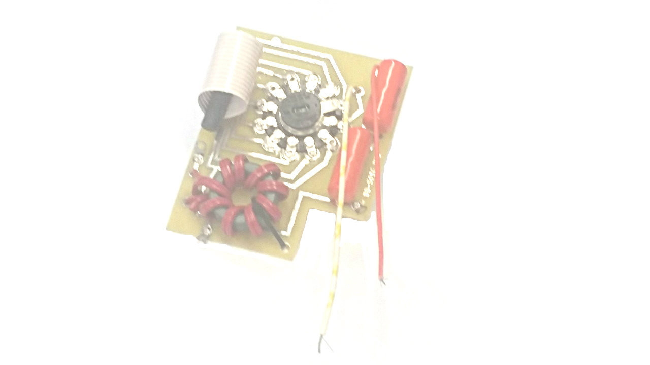 Bd 50e Printed Circuit Board Assembly Electro Technic Products