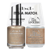 ibd It's A Match Advanced Wear Duo Wildlife Of The Party - 14 mL/ .5 oz
