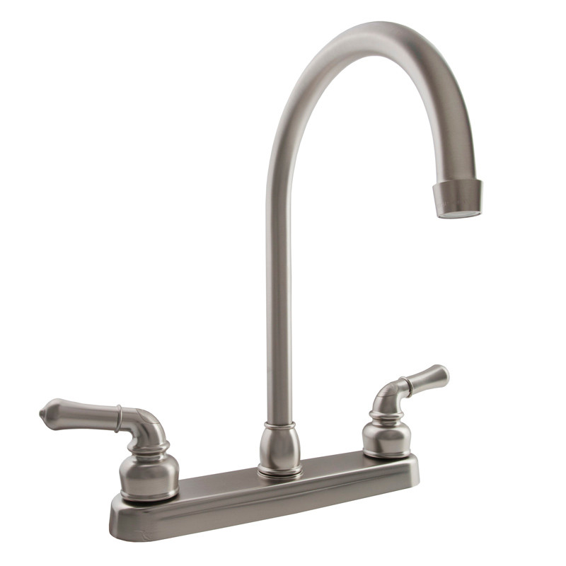 Shop For J Spout Rv Kitchen Faucets Durafaucet Com