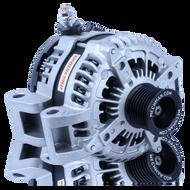320 amp Elite series alternator for Ford 6.4L Diesel