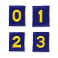 Stockade Unit Numbers