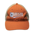2 Color Mesh Hat:  New Brigade Logo