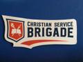 Magnet: New Brigade Logo
