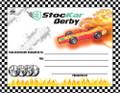StocKar Derby Certificates- 10 Pack