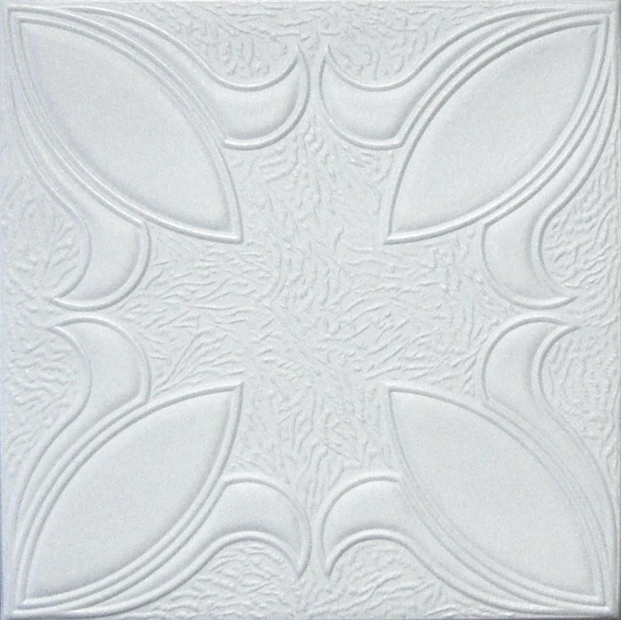 R16 Styrofoam Ceiling Tile 20x20 R16w