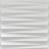 Triangle - HD Styrofoam Ceiling Tiles (High Density) Lot of 56