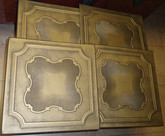 R37 Antique Brass LOT of 23pcs AS IS