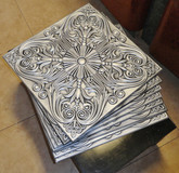 R39A Antique Silver LOT of 8pcs AS IS