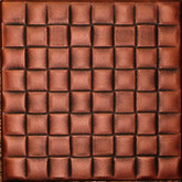 R35 Antique Copper 20x20 Styrofoam Ceiling Tile AS IS