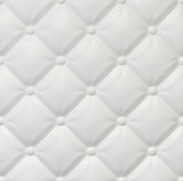"3D Wall Panel Styrofoam, 23.6""x23.6"", Cushions - AS IS"