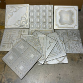 Mixed Silver-Gold LOT of 12pcs AS IS