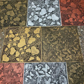 Mixed Colors LOT of 8pcs AS IS