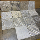Mixed Champagne Silver LOT of 14pcs AS IS