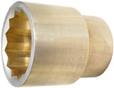"3/4"" Drive 38mm Standard Socket"