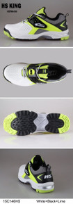 HS King Rubber Stud Shoes Cricket