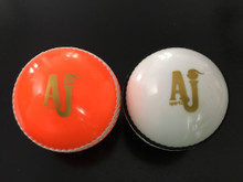 AJ Sports Orange Skill Ball Jr
