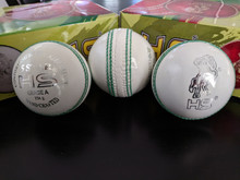 HS 5 Star Cricket Ball White