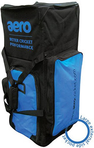 Aero Stand Up Club Wheelie Cricket Kit Bag