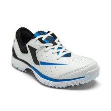 Jazba Zor Cricket Shoes, Rubber Studs