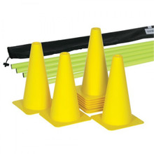 Gray Nicolls Agility Pole/Cone Set