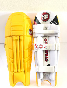 SF Hero Batting Pads,Yellow