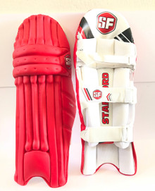 SF Test Pro Batting Pads' RED