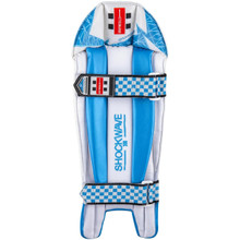 Gray Nicolls Shockwave 300 Cricket Wicket Keeping Pads  2019
