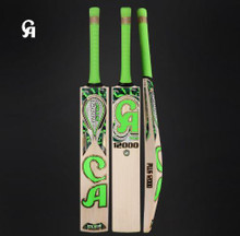 CA 12000 Plus Camo Edition English Willow Cricket Bat