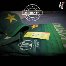 Pakistan Original World Cup 2019 Shirt By AJ sports