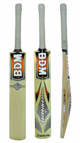 BDM Terminator English Willow Cricket Bat