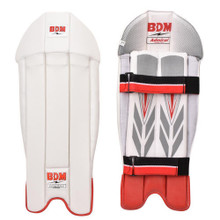 BDM Admiral Wicket Keeping Pads' Yth
