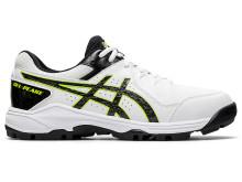 Asics Gel-Peake White/Black Cricket Shoes Rubber