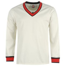 Gray Nicolls Men Pro Performance Cricket Fleece Sweater