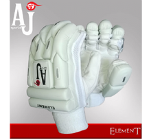 AJ Sports Element Cricket Batting Gloves, JR