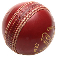 Stuart Surridge County Special Cricket Ball'Red'JR