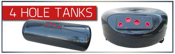 4 Hole Autogas Tanks LPG