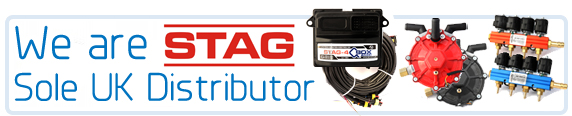 AC STAG LPG Autogas Propane Equipment Sole Distributor Representative Dealer