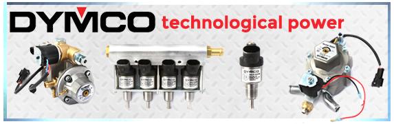 Dymco Autogas Product - technologically advanced LPG