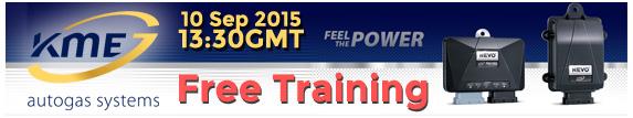 KME LPG ECU Controllers Training