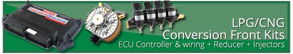 LPG CNG Conversion Kits