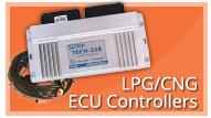 LPG CNG Autogas Controllers ECU Electronics