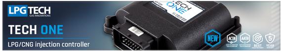 LPGTECH One LPG/CNG Controller